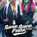 Storm / Gamora