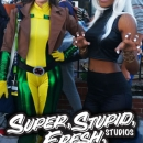 Rogue and Storm