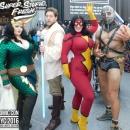 Lady Loki, Obi-Wan Kenobi, Lady Flash,