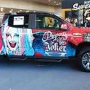 Suicide Squad Promo Vehicle