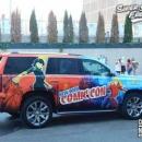 Comic Con Promo Truck