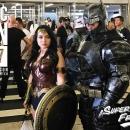 Dark Knight and Wonder Woman