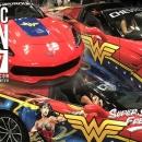 Wonder Woman Car