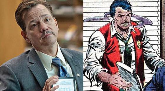 """Detective Rafael Scarfe - Remember how I said we would get into Detective Rafael Scarfe later? Well, the time has come. First appearing in a 1975 Iron Fist comic, Scarfe is a war veteran and an honest cop who serves with the New York Police Department. He will be partnered with Misty Knight at the start of the series, and will presumably become involved in the larger plot of Luke Cage either investigating the titular character or looking into the criminal dealings of Cornell """"Cottonmouth"""" Stokes."""