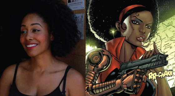 Misty Knight - Like both Daredevil and Jessica Jones, Luke Cage will have a supporting cast filled with both notable and obscure characters from the comics, and this one happens to fall more into the latter category. Misty Knight is perhaps best known in the comics for being outfitted with a Tony Stark-provided bionic arm that she uses to help combat evil and help superhero allies – and while it's unclear if that will be a part of her character in the Marvel Cinematic Universe, we will at least get an introduction in the latest Netflix superhero show.