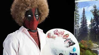 new Deadpool 2 teaser, trailer, wade wilson is back for Deadpool 2 the sequel, in theaters June 1, 2018. Blockbuster featuring new comic book characters, Cable, Domino, Copycat, Black tom Cassidy,