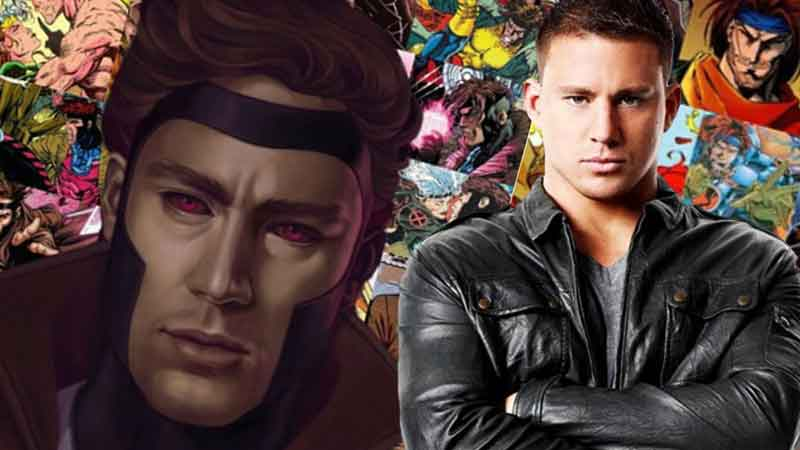 Channing Tatum's Gambit movie finally catching traction, because fox new rating system.