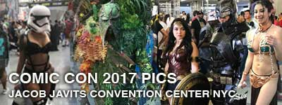 COMIC CON 2017 pics, photos