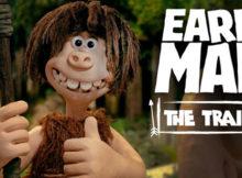 Early Man 2018 Movie Official Teaser Trailer Eddie Redmayne, Tom Hiddleston, Maisie Williams
